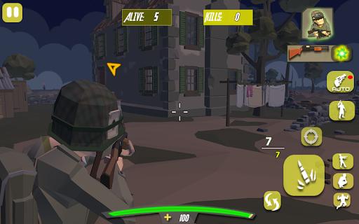 Zombie Survival Hunter Wars Shooting Strike 2019 cheat screenshots 1