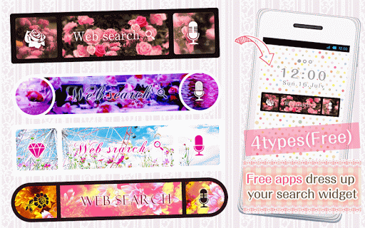 Kawaii Widget MyWindow