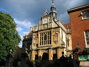 Photo: some church in oxford