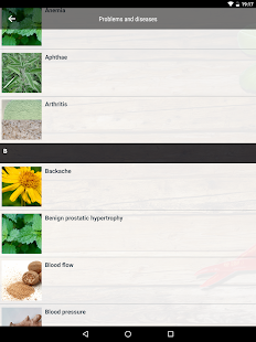 Natural Remedies- screenshot thumbnail