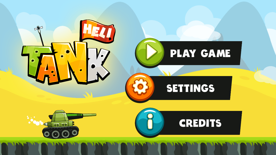 Heli-Tank- screenshot