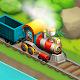 Train town - 3 match merge magic puzzle games