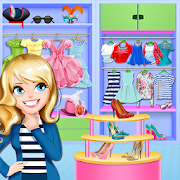 Decorate Your Girly BFF Closet: Fashion Style Room