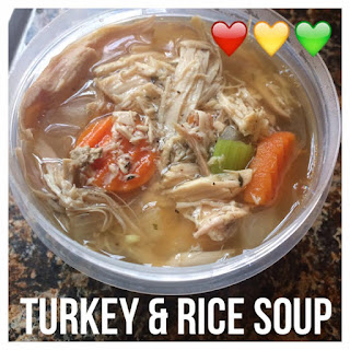 Turkey Brown Rice Soup Recipes