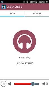 Uncion Stereo Cristiana - náhled