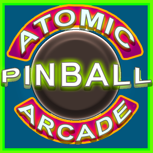 Atomic Arcade Pinball Machine