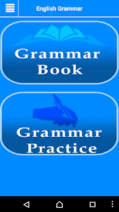Free English Grammar- screenshot thumbnail
