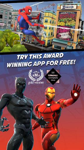 Marvel Hero Tales filehippodl screenshot 5