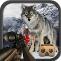 VR Mountain Wolf Hunting Game icon