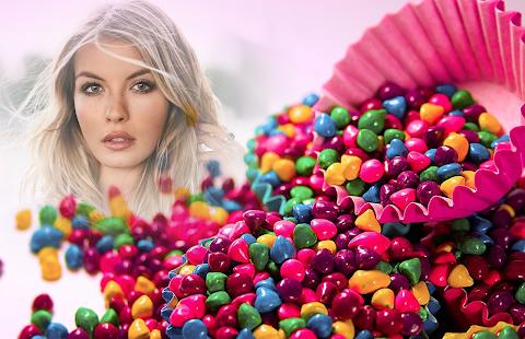 Candy Photo Frames - náhled