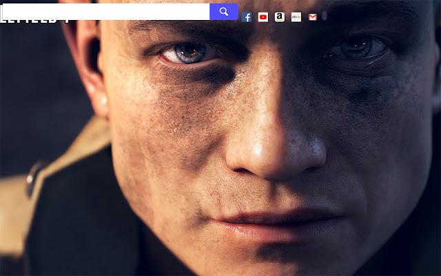 Battlefield 1 HD Wallpapers New Tab.