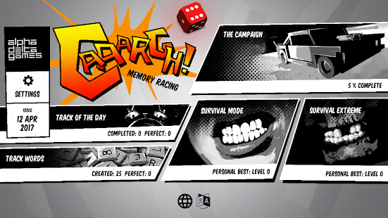 CAAARGH! A Memory Racing Game- screenshot thumbnail