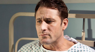 Hollyoaks' Nick Pickard is 'really clumsy'