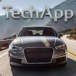 TechApp for AUDI icon