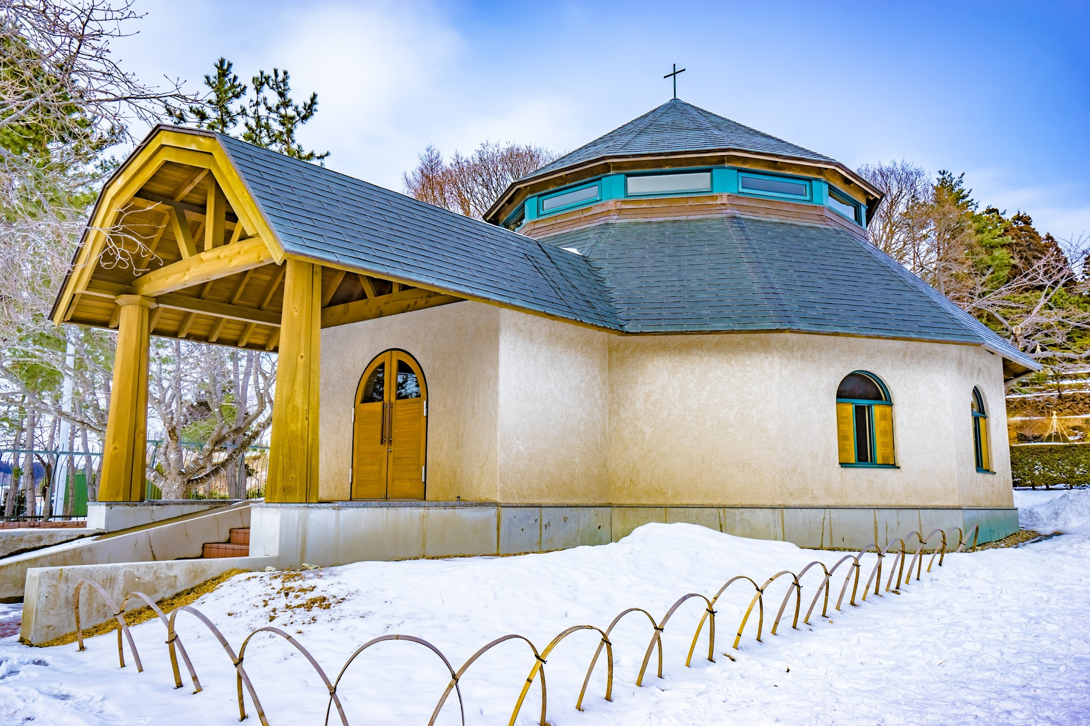 函館 トラピスチヌ修道院2