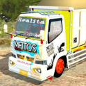 Spesial Mod Bussid Truck Canter Full Variasi icon