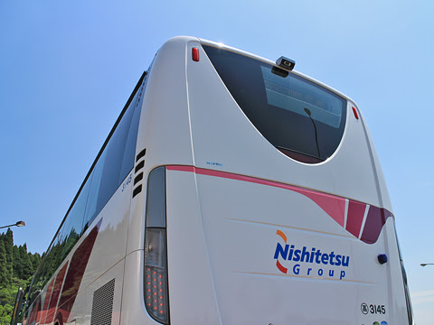 西鉄高速バス「桜島号」 3145 えびのPAにて_04