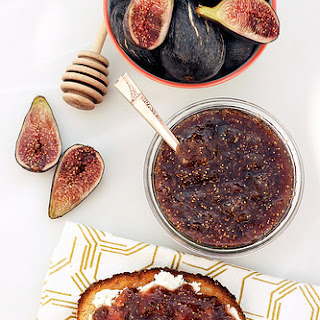 Honey Fig Jam.