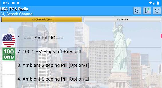 USA TV & Radio v2 00 MOD APK [Latest] | HostAPK