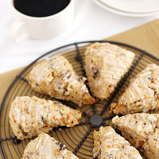 Morning Glory Scones