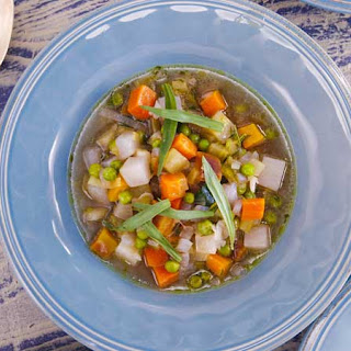 Peas and Carrots Soup.