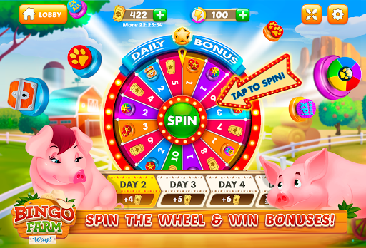 Bingo Farm Ways: Best Free Bingo Games  screenshots 14