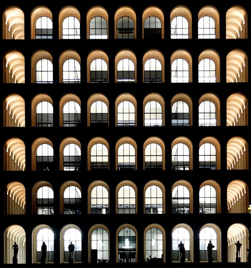 Notte al Colosseo Quadrato di Alduccio