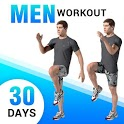 Workout for Men at Home, Weight Loss App for Men icon
