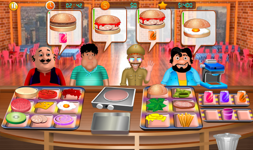 Code Triche Motu Patlu Cooking APK MOD screenshots 6