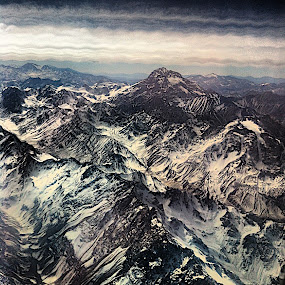 Aconcagua by Charles Brooks - Instagram & Mobile iPhone ( argentina, andes, mountain, high iso, grain, iphone )
