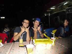 Photo: Francesco e Dimitris