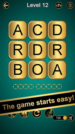 Word Spell - Brain Trek Puzzle APK MOD (Astuce) screenshots 2
