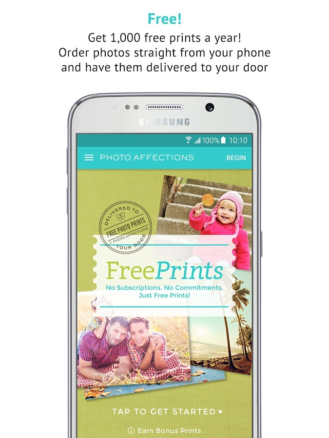 FreePrints – Free Photos Delivered - Android Apps on Google Play