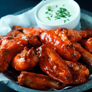 Healthy Baked Chicken Wings Recipes.