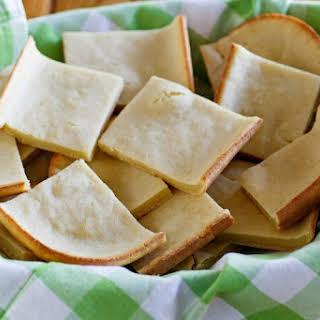 Soft Unleavened Bread.