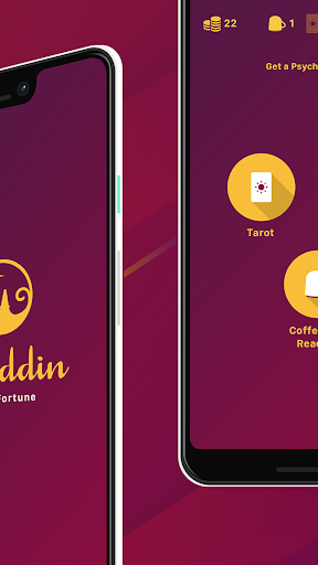 Faladdin - Fortune Teller, Tarot, Astrology 2.0.0.1 screenshots 2