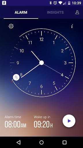 Sleep Time+ Smart Alarm Clock