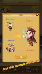 Three Kingdoms Rush MOD (Unlimited Money) 5