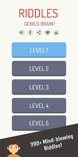 Riddles: Genius Brain? 3.2 gameplay | by HackJr.Pw 2