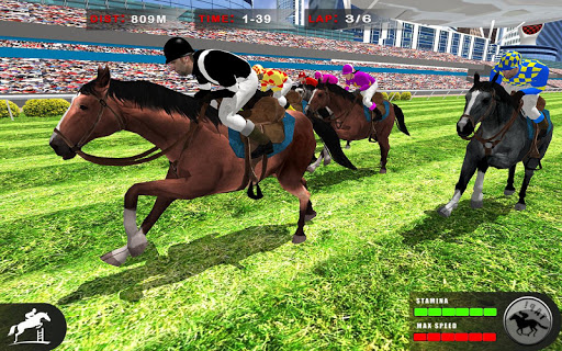 Horse Racing Games 2020: Derby Riding Race 3d 3.6 screenshots 6