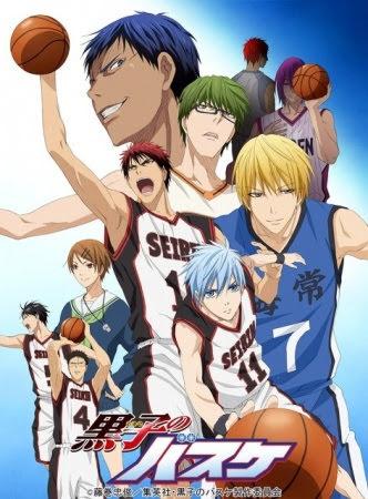 Kuroko no Basuke (Kuroko's Basketball) thumbnail