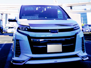 ノア ZRR80W のカスタム事例画像 ライトパープル☆Z7KAWASAKIさんの2020年10月25日12:13の投稿