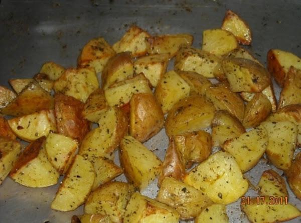 C's Oven Roasted Potatoes Recipe