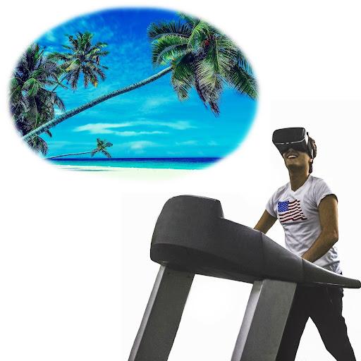 VR Run For Treadmill screenshot 1