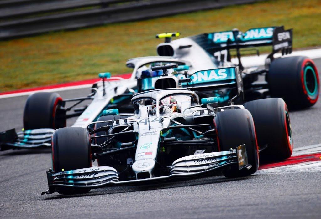 F1第1000回中国GP
