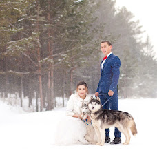 Wedding photographer Aleksandr Aleshkin (caxa). Photo of 15.01.2017