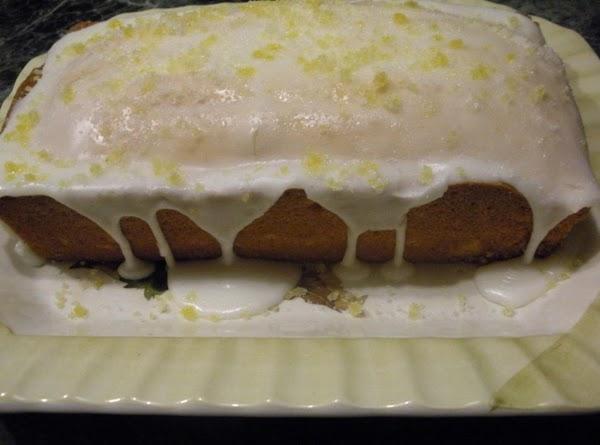Lemon Tea Bread Recipe