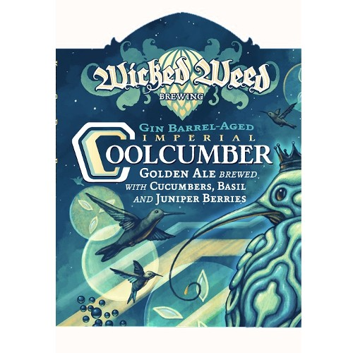 Logo of Wicked Weed Imperial Coolcumber
