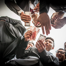 Wedding photographer PJ HUANG (pj_huang). Photo of 18.02.2014