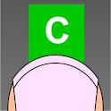 ClariTap Keyboard icon